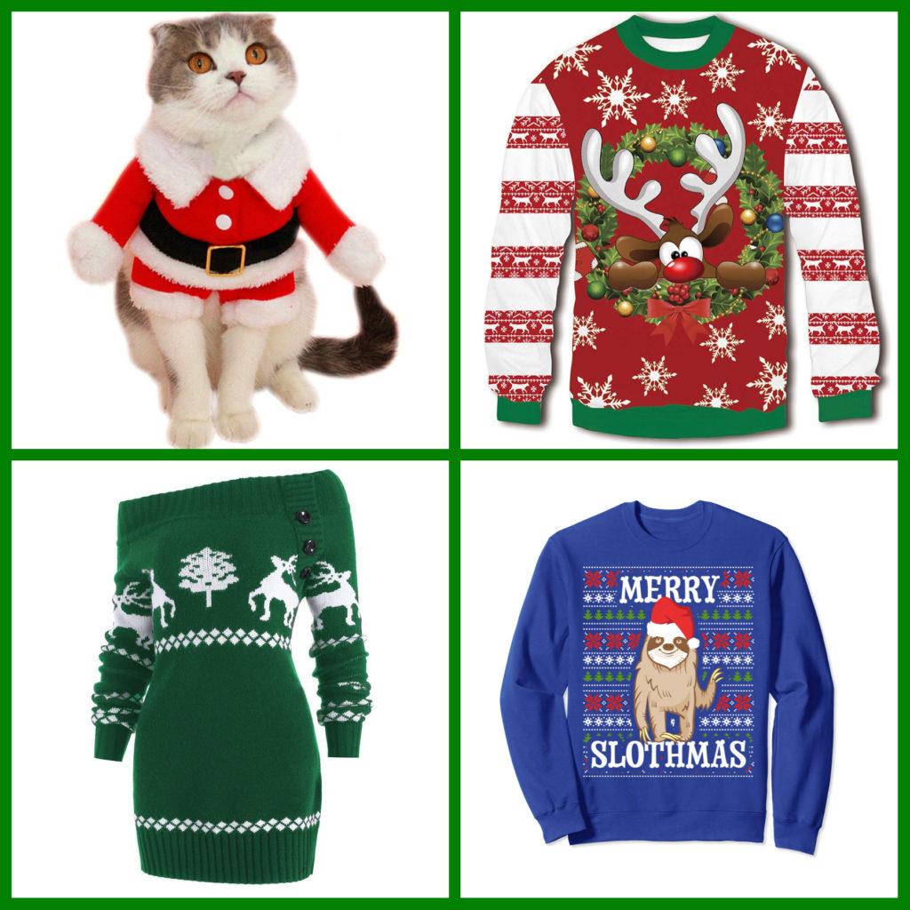 Ugly Christmas Sweaters 2018