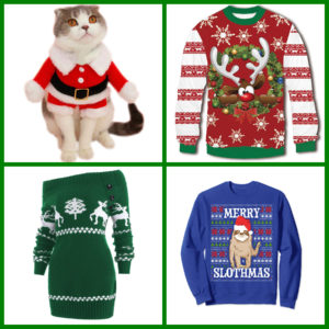Ugly Christmas Sweaters 2018